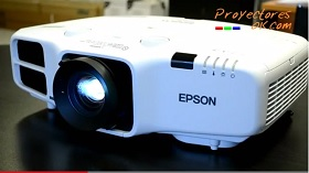 Epson Projector for large meeting rooms
